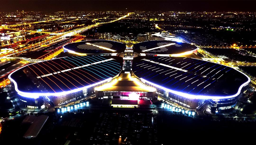 2018年3月14日-16日上海国家会展